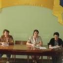Плідна праця з обласними координаторами (м.Одеса)