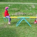 На Дубенщині влаштовано черговий дитячий майданчик