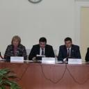 31 жовтня 2013 року відбувся круглий стіл «Концептуальні підходи удосконалення Конституції України в частині адміністративно-територіального устрою»