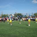 Открытие мини - футбольного поля в Яковлевской ОШ І-ІІІ ступеней