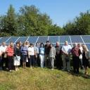 На Івано-Франківщині працює дитячий садок з сонячною електростанцією