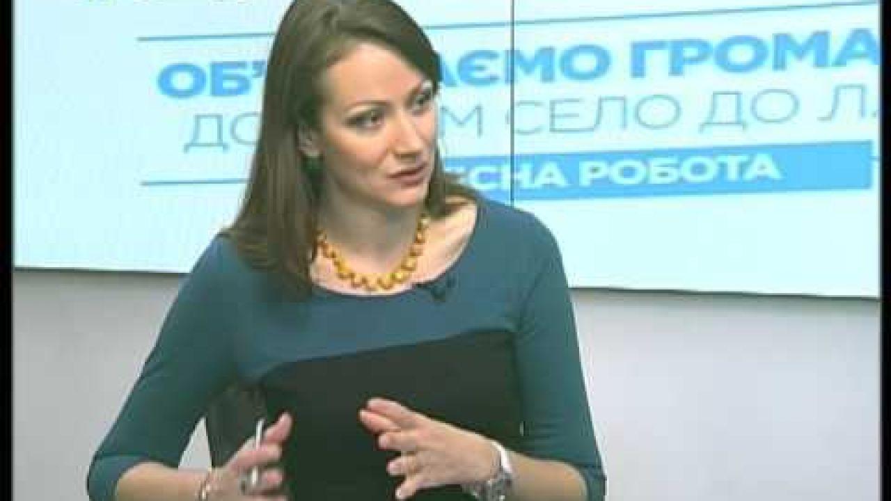 Децентралізація 28.10.16 Володимир Міцук