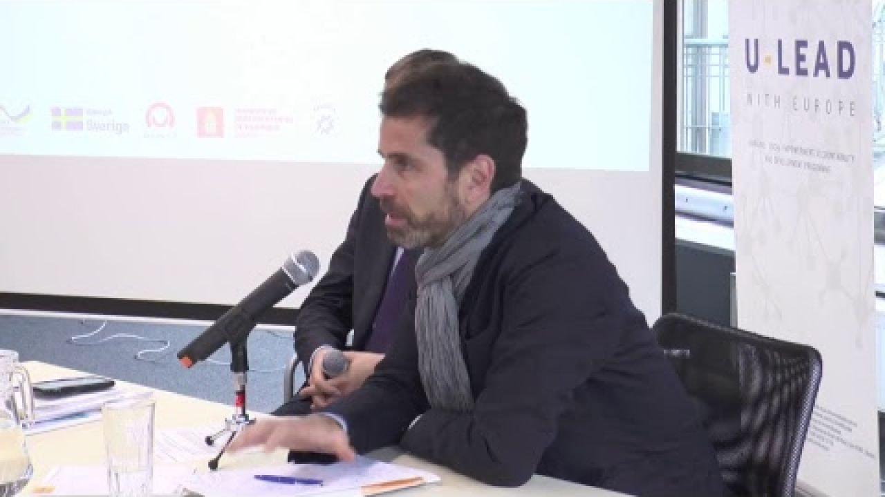 Презентація ТЕО проектів ДПП