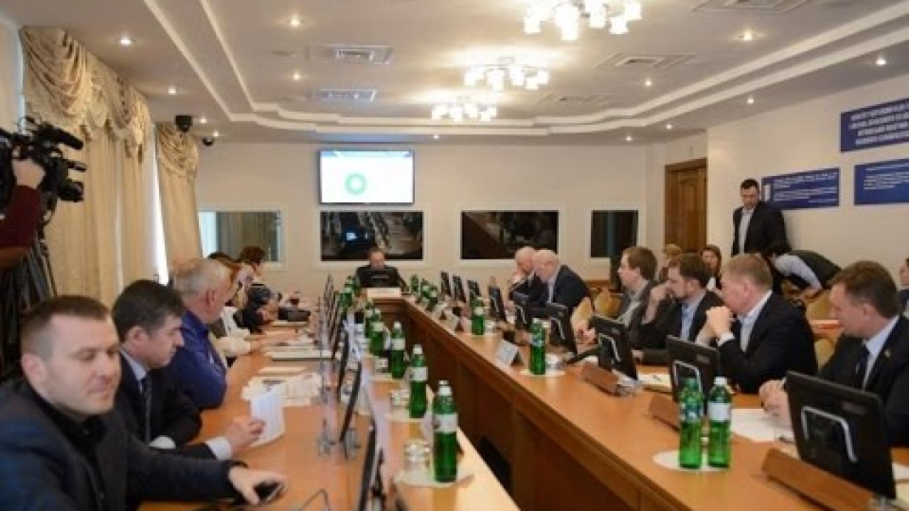 Засідання Комітету з питань регіональної політики та місцевого самоврядування 02.11.2016