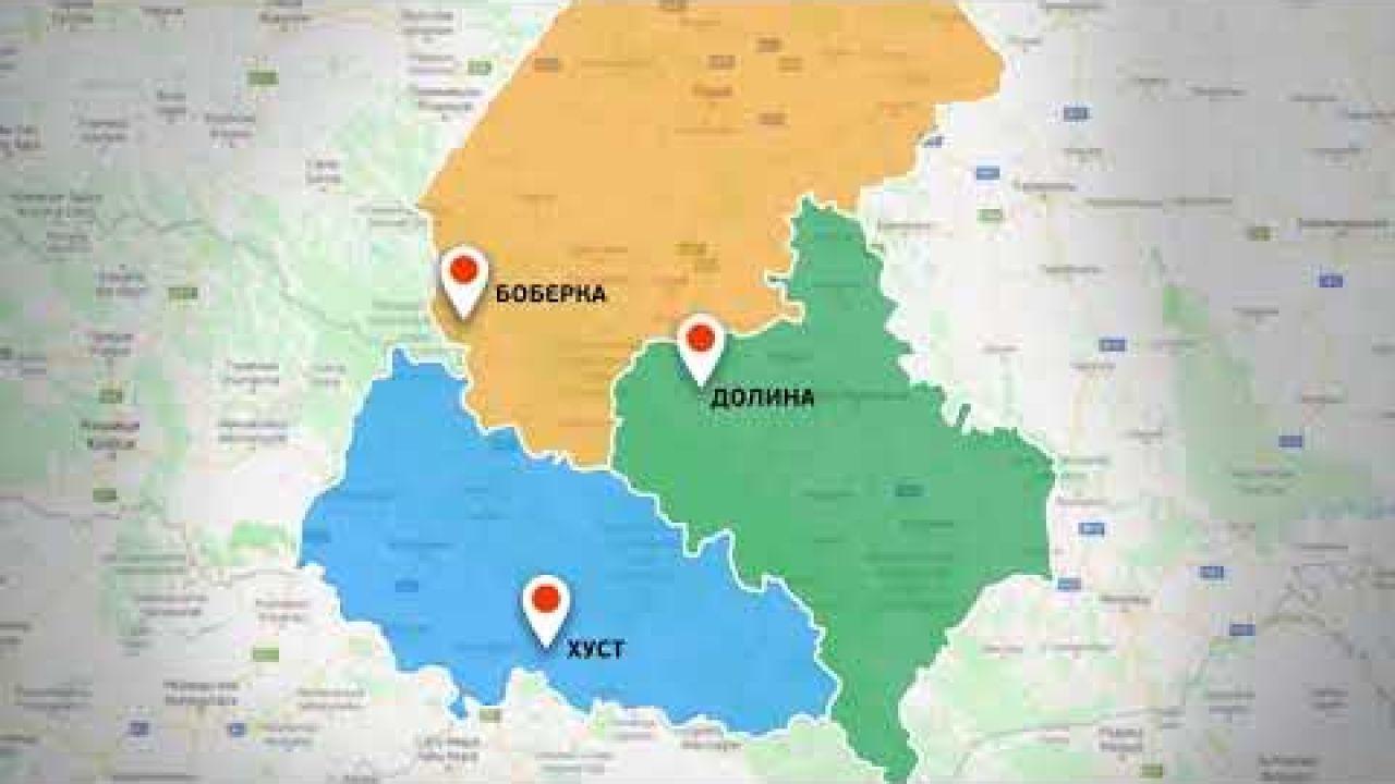 Проєкт «Мале Карпатське коло». Українським Карпатам сучасні та безпечні дороги!