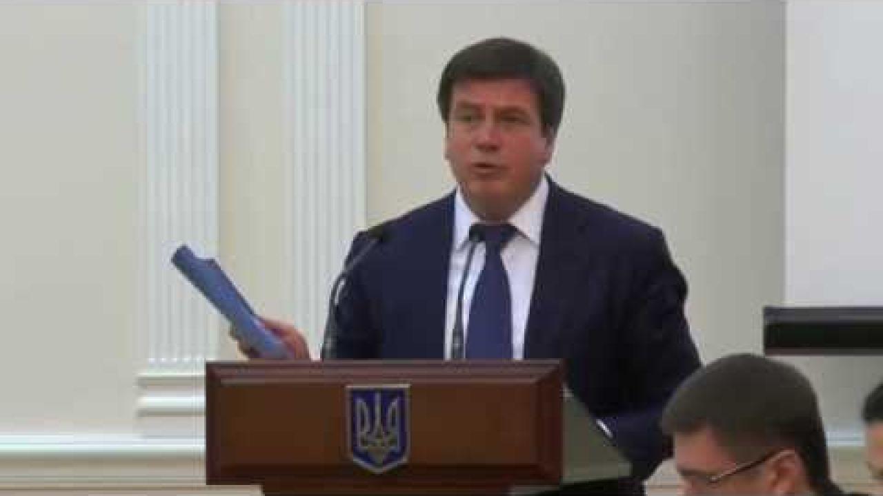 Геннадій Зубко на засіданні Уряду презентував результати реформи децентралізації